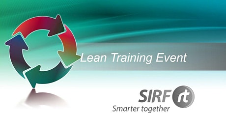 VICTAS  SIRF LEAN Leadership Values and Behaviours for Sustained Success tickets