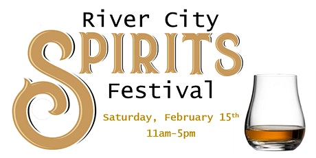 2nd Annual River City Spirits Festival tickets