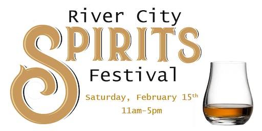 2nd Annual River City Spirits Festival