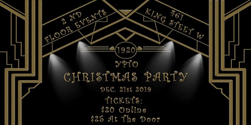 YPTO Annual Christmas Party