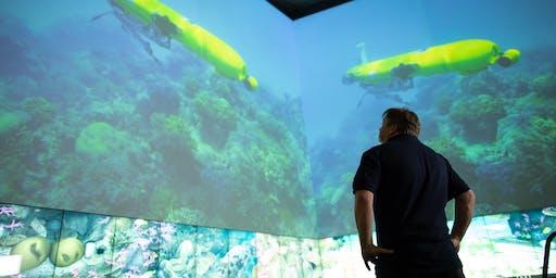 The Reef Challenge workshop