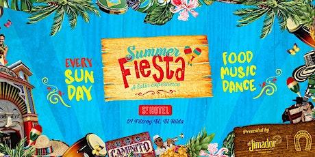Summer Fiesta | St Hotel tickets