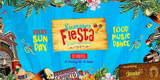 Summer Fiesta | St Hotel