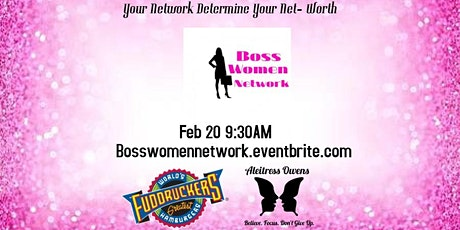Boss Women Network tickets