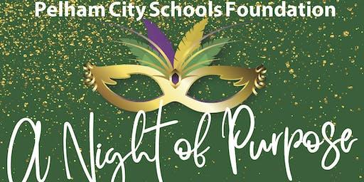 """Pelham City Schools Foundation """"A Night of Purpose"""" Casino Night"""