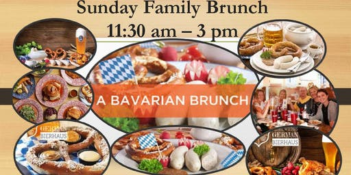Sunday Bavarian Brunch @ Edelweiss German Bierhaus & Restaurant