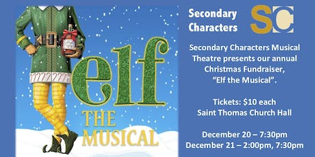 Elf the Musical tickets