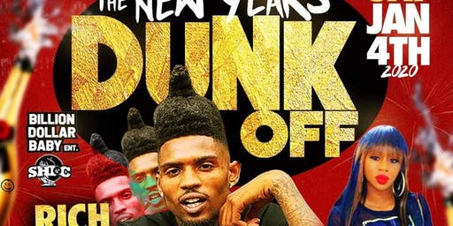 New Year Dunk Off