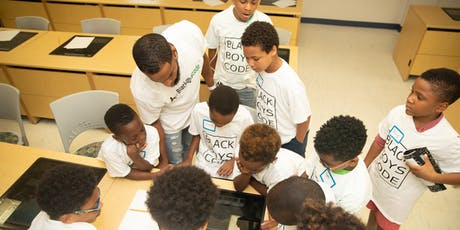 "Black Boys Code Edmonton presents ""Design and Build a Web Page from Scratch tickets"