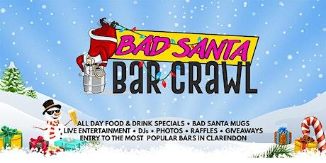 Bad Santa Crawl  tickets