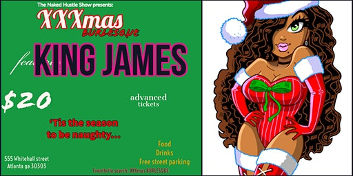 XXXmas BURLESQUE & more presented by THE NAKED HUSTLE SHOW