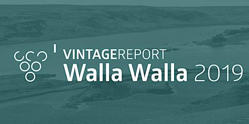 2019 Walla Walla Vintage Report