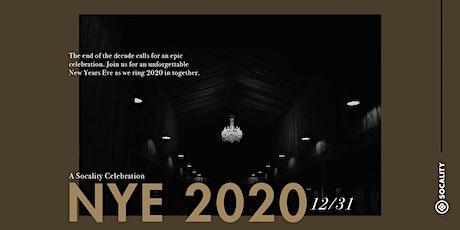 NYE 2020 tickets