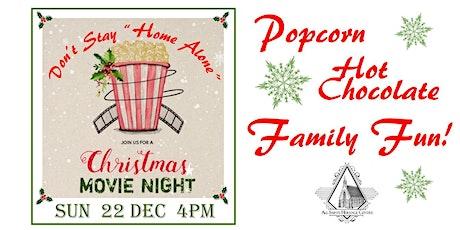 Holiday Movie Night - Clonbur tickets