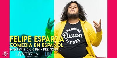 Felipe Esparza - Stand Up