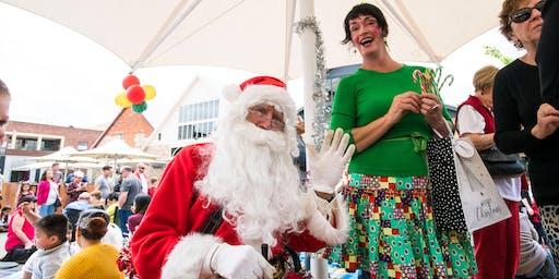 Christmas in Salamanca Square