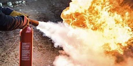 MTA Coast to Coast: Fire Safety Training, Ashburton tickets
