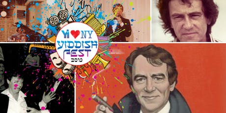 Chanukah Concert: Celebrating Yosl Papirovsky - The Miracle of Joseph Papp tickets