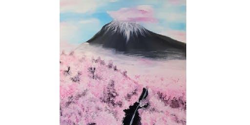 Mt Fuji - The Claremont