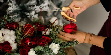Festive Centrepiece Workshop tickets