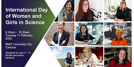 International Day of Women and Girls in Science 2020 tickets