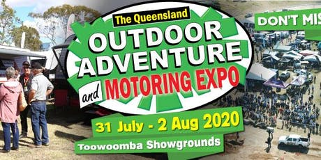 2020 Queensland Outdoor Adventure & Motoring Expo tickets