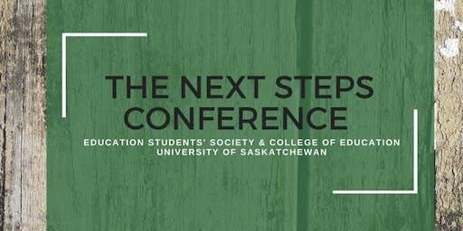Next Steps Conference & Extended Practicum Debrief