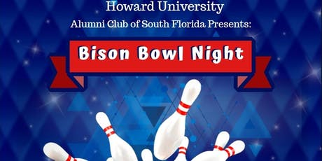 Howard University Alumni Club of South Florida Holiday Bowling Party tickets