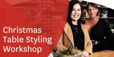 Christmas Table Styling Workshop tickets