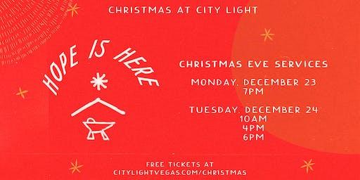 Christmas at City Light