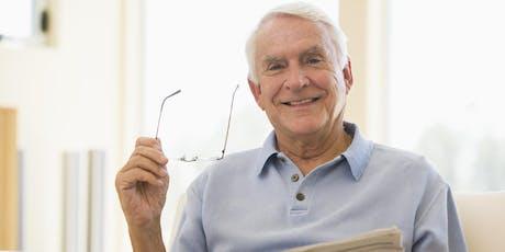 Understanding Your Pension (Cessnock) tickets