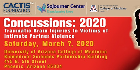 Concussions: 2020 - Traumatic Brain Injuries in Victims of Intimate Partner Violence tickets