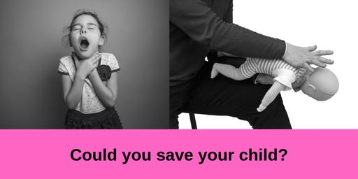 Busselton Baby/ Toddler first-aid course