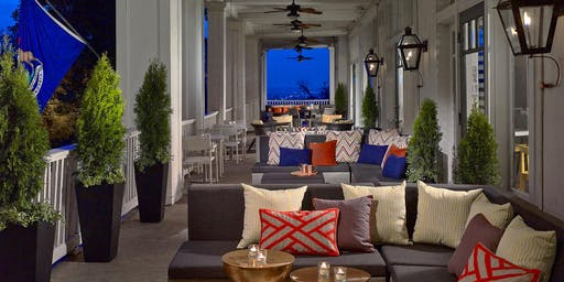 Rooftop Soiree: Hot Fun in the Summertime