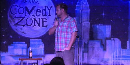 Comedy Night w Cliff Cash @ The Macon Moose