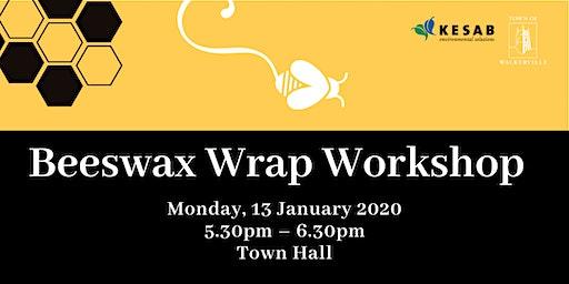 Beeswax Wraps Workshop