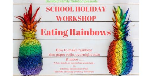 Eating Rainbows-Fun interactive children's workshop