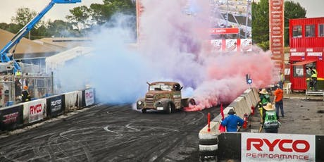 Street Machine Summernats 33 tickets
