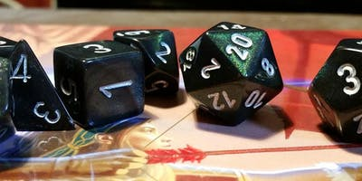Dungeons & Dragons: Youth Holiday Activity