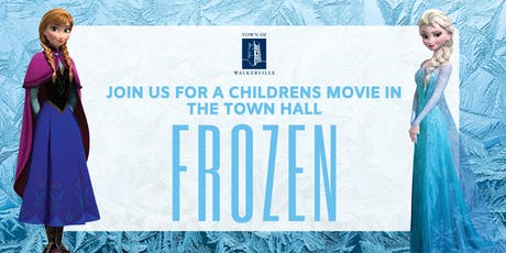 Children's Morning Movie: Frozen tickets