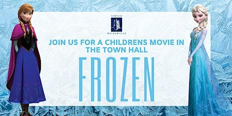 Children's Morning Movie: Frozen tickets