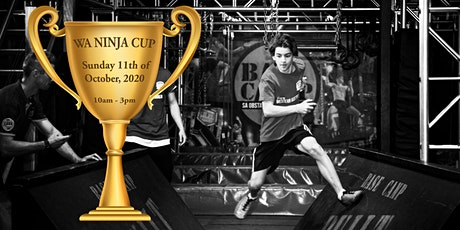 WA Ninja Warrior Cup - 11th October 2020 - 10am to 3pm tickets