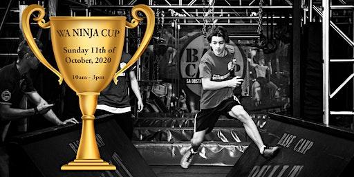WA Ninja Warrior Cup - 11th October 2020 - 10am to 3pm