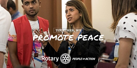Peace & Conflict Prevention Month tickets