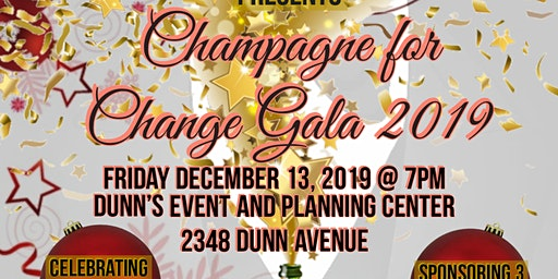Champagne for Change