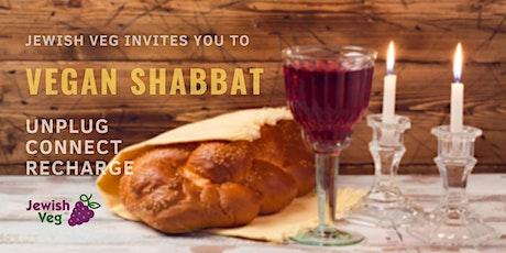 DC Vegan Shabbat tickets