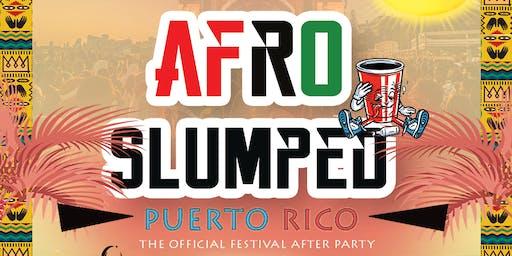 AFRO SLUMPED PUERTO RICO