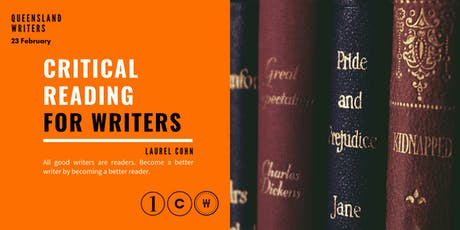 Critical Reading For Writers with Laurel Cohn tickets