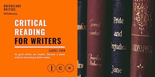 Critical Reading For Writers with Laurel Cohn