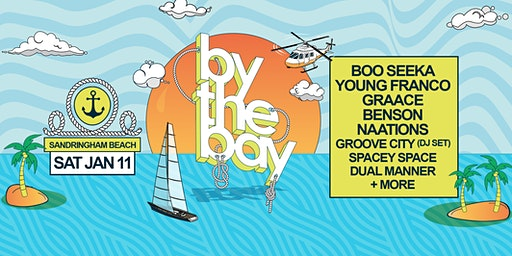 By The Bay 2020 — Bayside Beach Festival